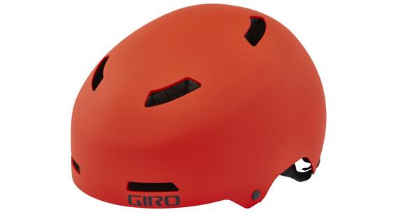 Giro Quarter - Casco - rojo